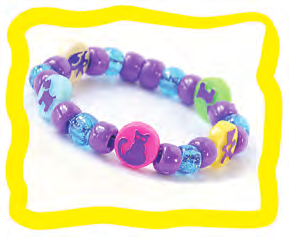 3000 Pastel Pets Picture Bead Bracelet Kit