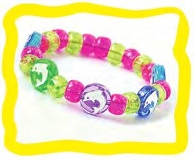3002 Sparkle Sea Life Picture Bead Bracelet Kit