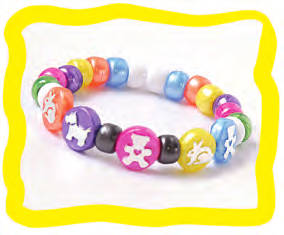 3005 Pearl Pets Picture Bead Bracelet Kit